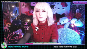 Recordbate - Chaturbate model those_darn_frigs performs on